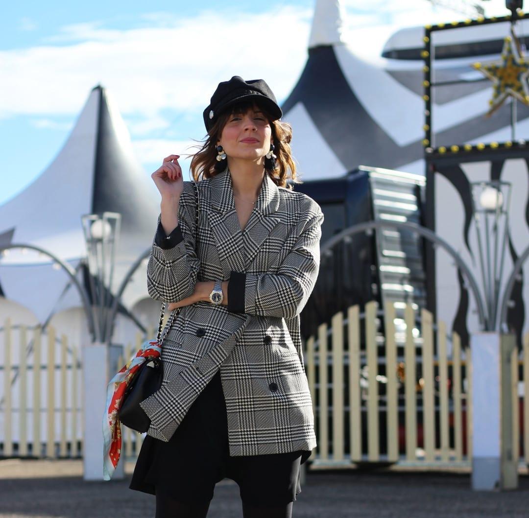 outfit gorra baker boy blog de moda