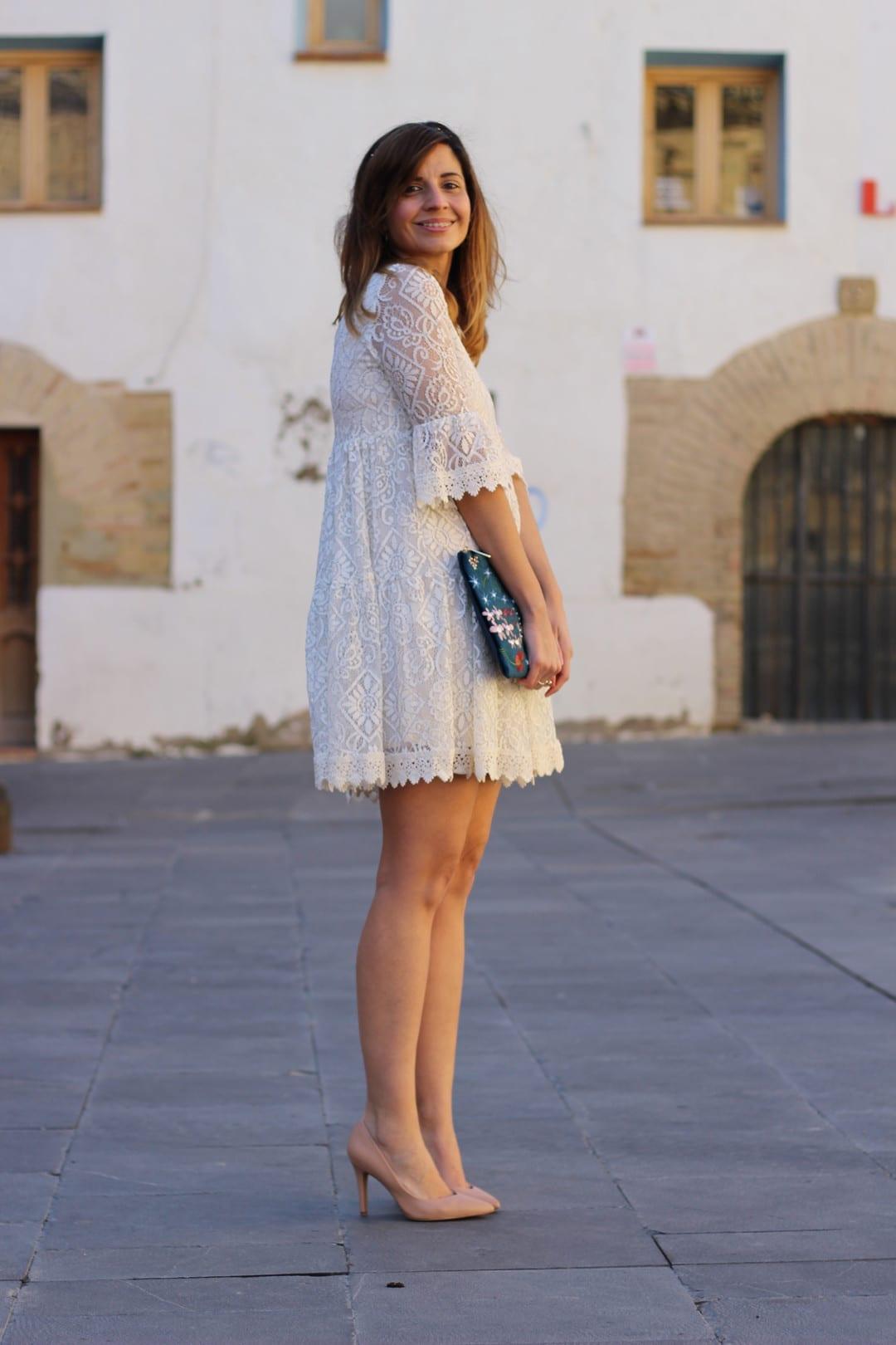 vestidos de fiesta cortos blogger moda comunión bautizo