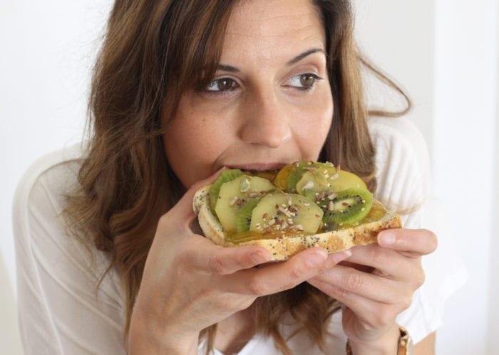 receta desayuno saludable zesprisungold kiwi amarillo