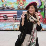look boina francesa mujer blog de moda España
