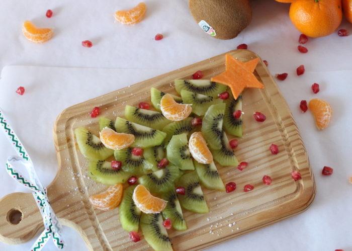 beneficios del kiwi navidad receta