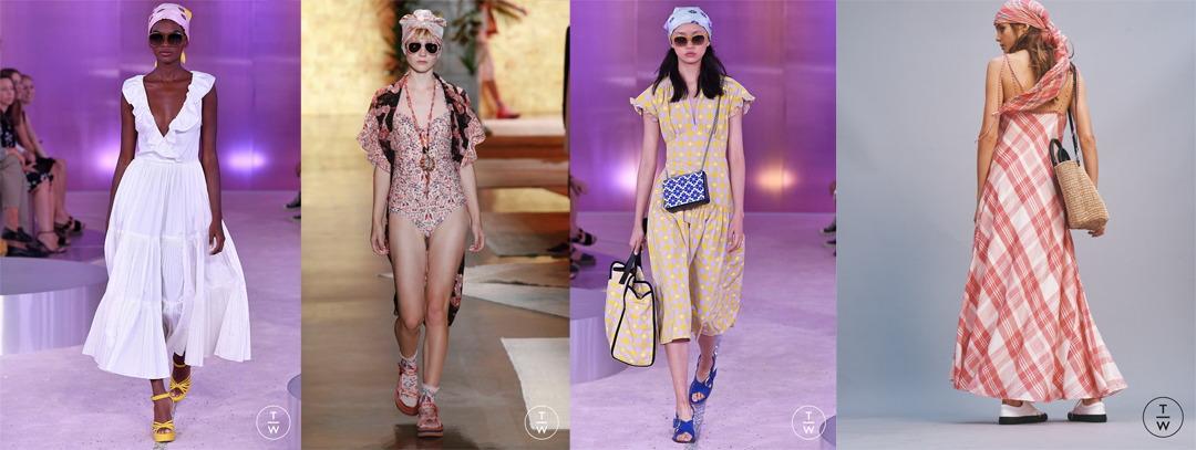 tendencias primavera verano 2019 pañuelo en la cabeza