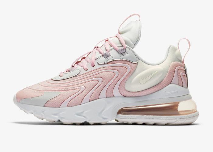 Zapatillas Nike Air Max 270 React en color rosa novedad 2020