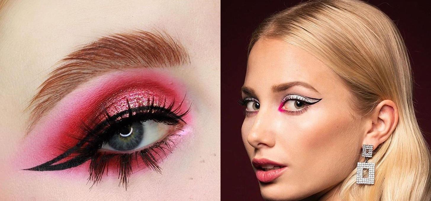 maquillaje de ojos tendencias 2020 sombras originales Maybelline