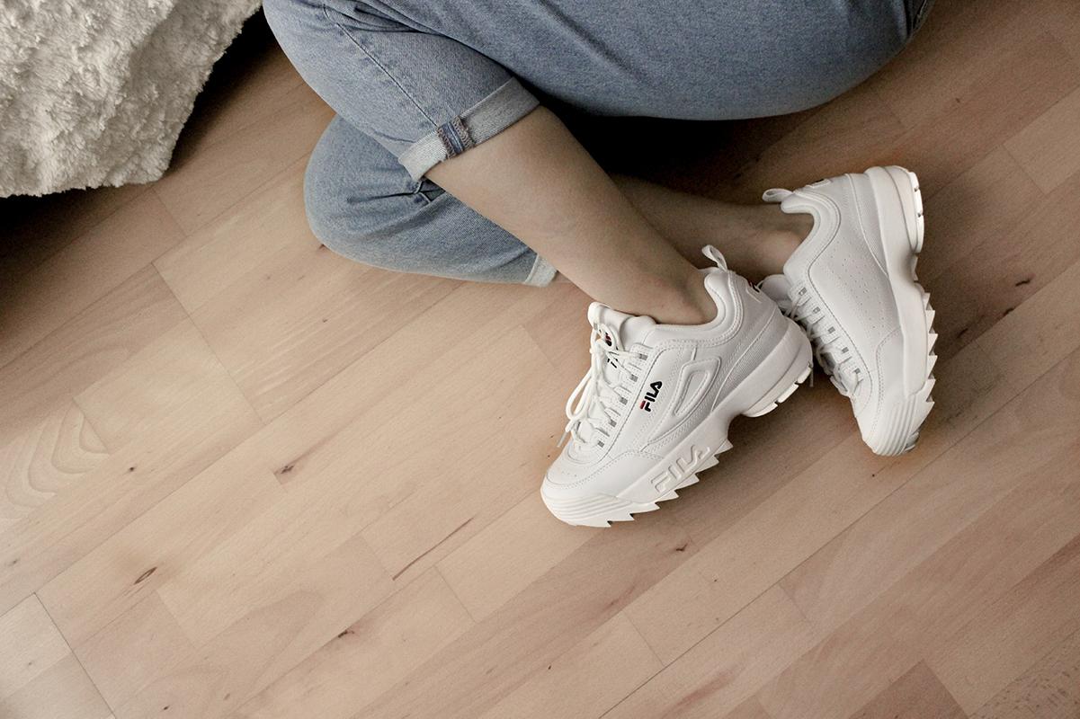zapatillas fila disruptor con descuento Zacaris (4)