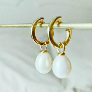 Pendientes perlas Niza